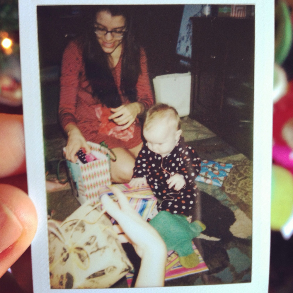 Eisley's First Christmas! (1/6)
