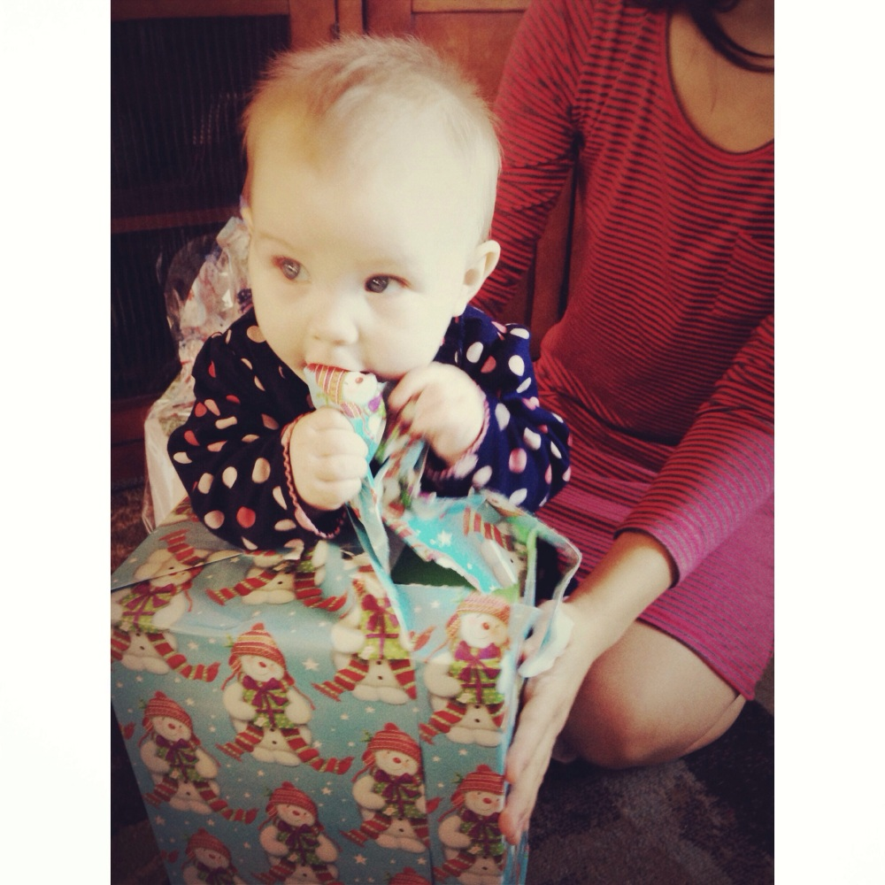Eisley's First Christmas! (4/6)