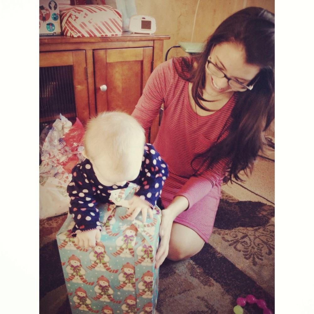 Eisley's First Christmas! (5/6)